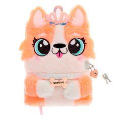 Cute Journals, Cute Notebooks, Corgi Plush, Minnie Mouse Cookies, Unicorn Ears, Cute School Supplies, Beanie Boos, Lol Dolls, Girls Accessories