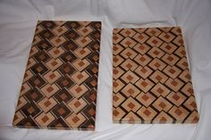 Two More Cutting Boards - by Sinister @ LumberJocks.com ~ woodworking community