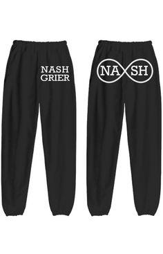 Nash Grier Nash Grier Sweatpants - BLV Brands Want sooo bad!!