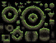 pixel art rock - Recherche Google