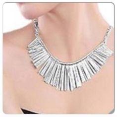 Tassel Fringe Necklace