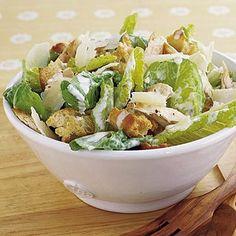 Receta de Ensalada Cesar. Parece ser que la ensalada Cesar fue creada por el chef Cesar Cardini (Italiano, nacido en Méjico). Cardini, estaba viviendo en San Di
