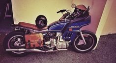 #goldwing #caferacer