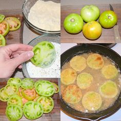I've never tried Fried Green Tomatoes. I just might have to this year! Garden Tomato Recipes, Veggie Recipes, New Recipes, Favorite Recipes, Plant Based Vegan Diet, Green Tomatoes, Finger Food Appetizers, Easy Snacks, Light Recipes