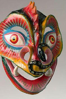 Masks Around the World - Behr Due 3/18 - Murray's DMS Artists