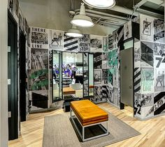 NIKE experience store now in newport beach, california - designboom | architecture
