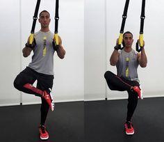 The 10 Best TRX Exercises for Men
