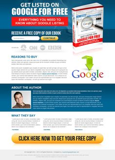 The 8 best ebook landing page design images on Pinterest | Design ...