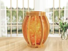 "Himalayan Glow 8.3"" Table Lamp"