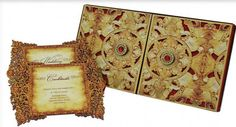 Sikh Wedding/Marriage Invitation Cards - Punjabi weddings are known for being grand and royal if not anything else. Everything about a Punjabi wedding is tuned to be outstanding, even the tiniest detail is attended to carefully as if the marriage depended on it.