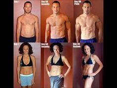 Body transformations.