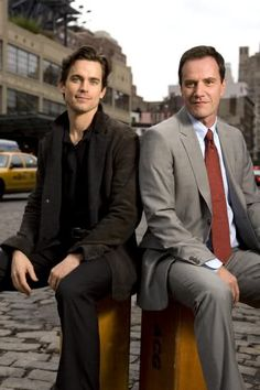 Caffrey/Burke from White Collar