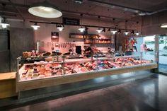Рай для гурманов: рынок Halles des 5 Cantons от агентства Nakide, Англет, Франция