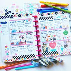 Planner Decoration Ideas - Catherina Amor