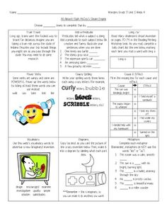 """Here's what teachers are saying about choice boards: -""""Where is the a+ rating!!! This is absolutely fabulous!! Kids love to have a choice. I use it during independent work time. There are things that are easy to do and options that are more complicated so it meets a variety of levels. I will definitely be purchasing the rest of the units."""" -""""Just found these and loved them! Would also like to find these for other grades."""""""
