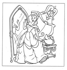 disney princess coloring pages to printable - Printable Pictures For Kids