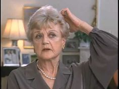 """Angela Lansbury on the """"Murder She Wrote"""" audience - EMMYTVLEGENDS.ORG - YouTube"""
