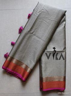 Banaras kora silk Kora Silk Sarees, Mysore Silk Saree, Silk Saree Kanchipuram, Indian Silk Sarees, Organza Saree, South Indian Sarees, Kalamkari Saree, Cotton Saree Designs, Silk Saree Blouse Designs