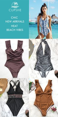 In search of the perfect swimsuit for summer? Pick up these chic fantastic beach wears, babe~ Available in all prints&style~ Have some fun in the sun with them! FREE shipping ~ SHOP NOW!