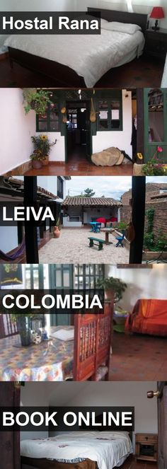 Hotel Hostal Rana in Leiva, Colombia. For more information, photos, reviews and best prices please follow the link. #Colombia #Leiva #travel #vacation #hotel