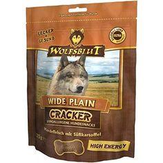 Aus der Kategorie Trockenfutter  gibt es, zum Preis von EUR 9,23  Cracker für Hunde mit Pferdefleisch mit hohem Energybedarf