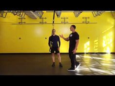 TRX® Exercises: The Shoulder Workout - YouTube