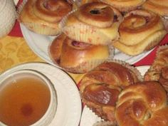 Un impasto tante ricette: Bullar svedesi