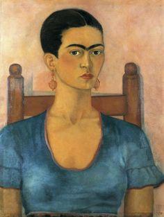 Self portraits by Frida Kahlo   Photo Creme - Your Inspiration!