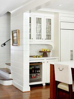 Kitchen Bar. Kitchen Bar Ideas. Kitchen Bar Cabinet. Small Kitchen Bar Design.  Kemp Hall Studio. Yvonne McFadden.