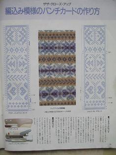ZAZA 1989 - Наталья Сальникова - Picasa Web Albums Fair Isle Knitting Patterns, Knitting Charts, Knitting Designs, Knitting Stitches, Knitting Tutorials, Free Knitting, Knitting Machine, Motif Fair Isle, Fair Isle Chart
