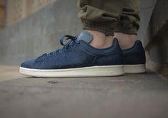 """adidas Stan Smith """"Blue Fur"""" ? Fresh In  http://www.3komma43.com/blog/adidas-stan-smith-blue-fur"""