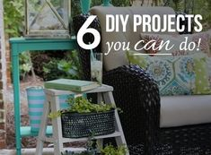 Today I'm sharing a super easy DIY: How to spray paint wicker. With the HomeRight Finish Max, you can use any color you like. It's fast and easy to up-cycle and old piece of furniture. Painted Dining Chairs, Painted Wicker, Mirror Makeover, Chair Makeover, Furniture Makeover, Spray Paint Wicker, Diy Home Decor Projects, Decor Ideas, Diy Ideas