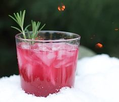 Cranberry Orange Spritzer | Recipe | Cranberries, Holiday Drinks and ...