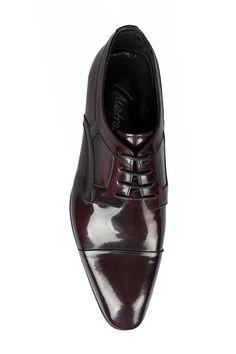 Matraş Erkek Ayakkabı Bordo