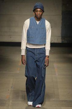 London fashion week topman design AW17