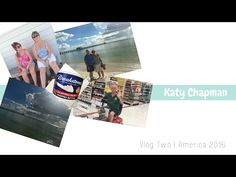 Microvascular Angina, Thunder Storms & Beach Walks | Vlog Two, America 2016 - YouTube