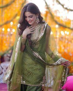 Maya Ali wedding dresses Maya Ali wedding dressesNicole Kidman marries Keith Urban in Balenciaga, (ADRIANA) Asian Wedding Dress Pakistani, Pakistani Dress Design, Pakistani Dresses, Indian Dresses, Indian Outfits, Indian Attire, Pakistani Designers, Anarkali Dress, Indian Wear