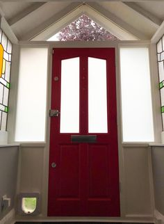 View our gallery to see our latest works in and around West London West London, Front Doors, Porches, Mirror, Gallery, Home Decor, Entry Doors, Front Porches, Decoration Home