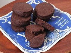 甘いものが苦手な人に贈る本格派チョコレートサブレ