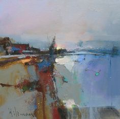 Towards Cadgwith by Peter Wileman FROI RSMA FRSA