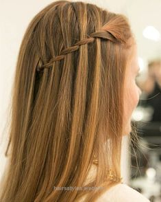 Great Most Beautiful Easiest Waterfall Braided Long Hairstyles 2016  The post  Most Beautiful Easiest Waterfall Braided Long Hairstyles 2016…  appeared first on  Haircuts and Hairstyles .