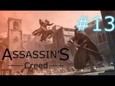 Let's play Assassin's Creed 1 #13 Abunuku? - YouTube