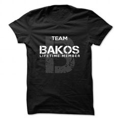 BAKOS T-Shirts, Hoodies (19$ ===► CLICK BUY THIS SHIRT NOW!)
