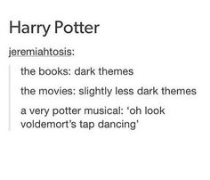 Harry Hermione Ron, Harry Potter Pin, Harry Potter Memes, Very Potter Musical, Avpm, Lord Voldemort, Book Tv, Mischief Managed, Hogwarts