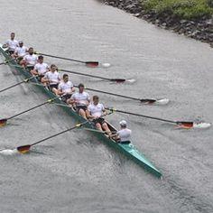 2017 Germany rowing eight presentation in Dortmund