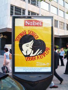 Nobel Cigarettes by Ivan Solbes, via Behance