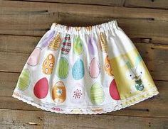 Tutorial: Dishtowel skirt for little girls · Sewing | CraftGossip.com