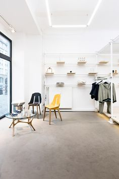 concept store in Berlin by KONTENT