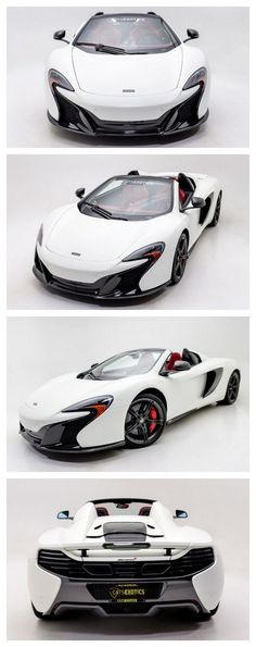 RARE McLaren 650S #AutoAwesome