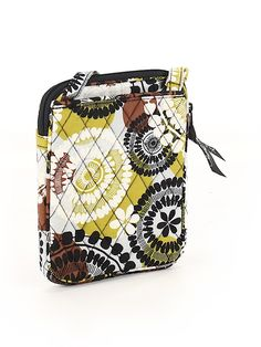 Vera Bradley Print Brown Crossbody Bag One Size - off Brown Crossbody Bag, Vera Bradley Crossbody, Beautiful Handbags, Real Women, Other Accessories, Cool Designs, Wallet, Clothes For Women, Cute Handbags